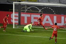 Germania vs Macedonia del Nord - Qualificazioni Mondiali 2022 - Quattro Tre  Tre