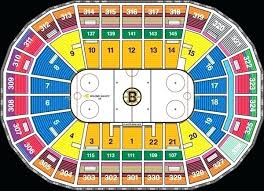 Boston Garden Seating Chart With Rows Td Garden Layout Bright Side Org