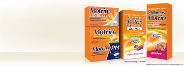 Pain Reliever Fever Reducer For Adults Kids Motrin