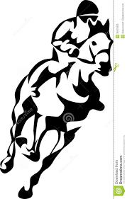 horse racing clipart. Unique Racing Running20horse20clipart20black20and20white And Horse Racing Clipart P