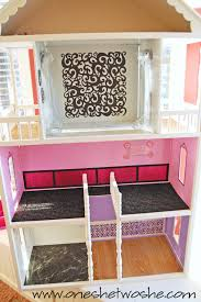 barbie furniture dollhouse. I Grabbed A Few Paint Colors At Home Depot, That Thought Would Work Well With The Barbie Furniture. Found Some Laminate Flooring Tiles Cut To Furniture Dollhouse L
