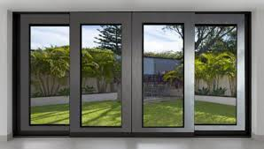 to exasperate things even more unlike interior sliding doors sliding patio doors are exterior sliding doors that means on side of the door faces the