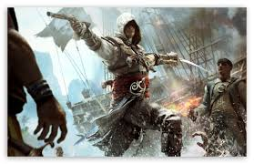 creed iv black flag edward kenway