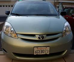 2008 Toyota Sienna, 94k Miles, Bluetooth, Back-up Camera Trailer ...