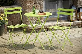 amazoncom cosco piece folding bistrostyle patio table and