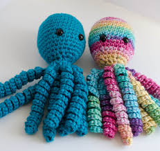 Octopus For Preemies Pattern