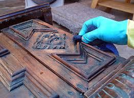 reuse old furniture. English Furniture Conservation Applying Pai Reuse Old