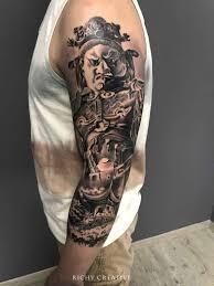 Tattoo Realistico Richy Creative