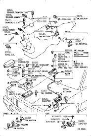 toyota t engine diagram toyota wiring diagrams