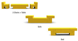 efficient furniture. By Evan Ackerman Efficient Furniture