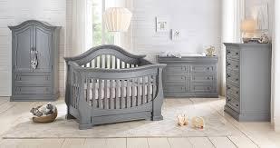 gray nursery furniture. the davenport collection in moonlight grey gray nursery furniture