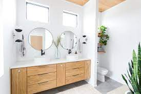 your bathroom sinks mirrors
