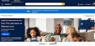 Capital it offers 5% cash back at walmart.com including pickup and delivery; Capital One Walmart Credit Card Review 2021 The Smart Investor