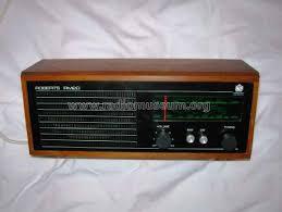 rm20 radio roberts radio co east molesey surrey uk