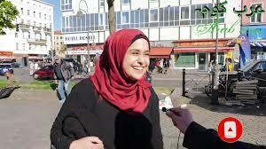 شارع #العرب #برلين كيف كانت الناس فيديو اليوم من المانيا برلين - YouTube