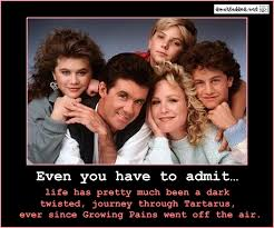 The 80s - Growing Pains Appreciation #7 Do you have any idea what ... via Relatably.com