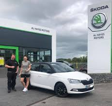 Congratulations to Ann-Marie, pictured... - Al Hayes Motors Skoda | Facebook