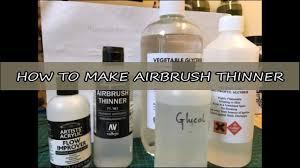 how to make 1 3 airbrush