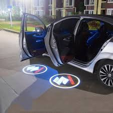 <b>2x Led Car Door</b> Logo Light Ghost Shadow Lights For Suzuki Swift ...