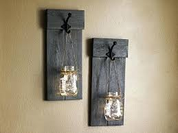 farmhouse wall sconce distressed sconce set wall sconce lighted wall sconces mason jar sconces rustic wall