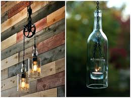 recycled pendant lights bottle lamp make a table lamp with recycled bottles table lamps recycled pendant