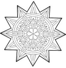 Small Picture Free coloring page free mandala to color cubes 3d Its look like
