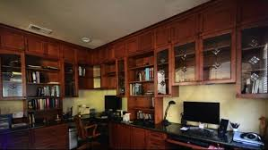 custom home office design stock. Marks Says His Neighbors Are Oohing And Aahing Over True Grain Woodworks\u0027  Custom Cabinets In Home Office. (Photo Courtesy Of Scott Marks) Office Design Stock U