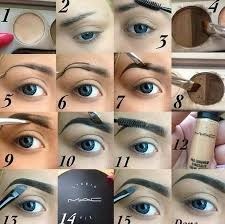 eyebrow shaping tutorial. source tips to shape eyebrows perfectly eyebrow shaping tutorial b