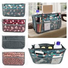 image is loading travel insert organizer handbag purse large liner women