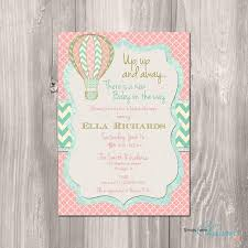 534 Best Natalieu0027s Baby Shower Ideas Images On Pinterest  Hot Air Vintage Hot Air Balloon Baby Shower