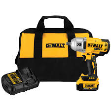 lowes impact drill. dewalt xr 1/2-in drive brushless cordless impact wrench (bare tool) lowes drill a