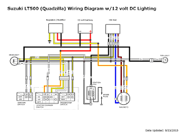 quadzilla led hid lighting 12 vdc here i was using an hid headlight w relay and 2 led cube lights i ve changed my current lighting now but the concept is the same using this wiring