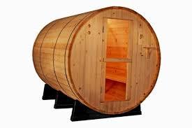 barrel size 8 ft canadian pine wood barrel sauna wet dry spa 6 person size