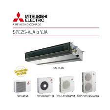 Conductos Mitsubishi Electric SERIE S INVERTER 5000 Frigorías SEZS Aire Acondicionado Mitsubishi Inverter 3000 Frigorias