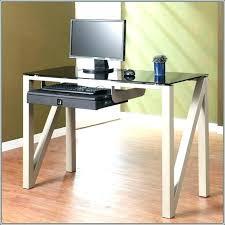 office depot glass computer desk. Office Depot Computer Desk Glass Corner Extension Medium Size Of Hidden Basic C