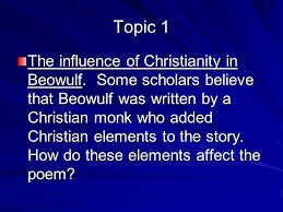 christian essay topics beowulf essay topics eng ppt download