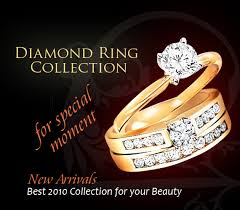 gold diamond rings and jewelry