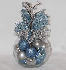 Images Of Blue And Silver Christmas Decorations Home Design Ideas Perfect  On With