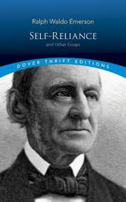 self reliance and other essays by ralph waldo emerson paperback self reliance and other essays by ralph waldo emerson paperback barnes nobleacircreg