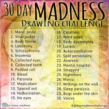 Best 25 30 day drawing challenge ideas on Pinterest