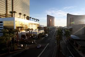 trump international on fashion show drive near the strip in las vegas wednesday jan