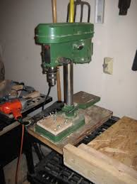 drill press metal lathe. the old drill press metal lathe