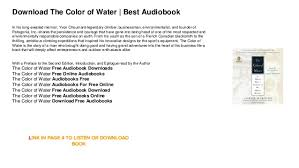 essay on the book color of water murderthestout the color of water sparknotes