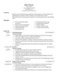 Resume For Retail Jobs Retail Functional Resumes Resume Help