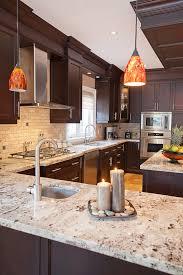 giallo ornamental granite countertops add elegance in the kitchen kitchen 1 35