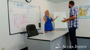 Alura Jenson in Alura Jenson and Chad White in My Friends Hot Mom.