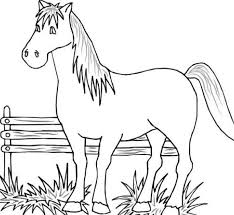 Printable Farm Animals Coloring Pages At Getdrawingscom Free For