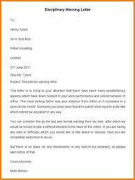Disciplinary Action Letter Magdalene Project Org