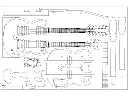 double neck wiring diagrams home wiring diagrams gibson double neck guitar wiring diagram sg pickup services o high gibson double neck plans double neck wiring diagrams