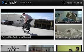 top ten videos sites in stan tune pk